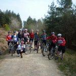 Mountain biking accommodation Cornwall