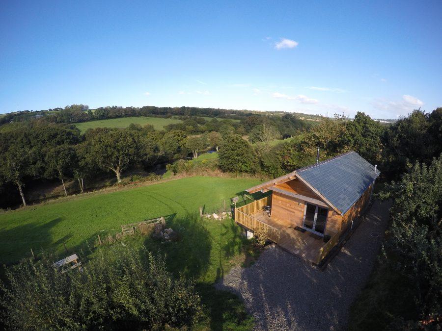 Romantic retreat in Cornwall