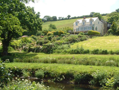 Bed and Breakfast at Butterwell Farm, Cornwall