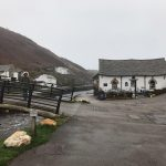 beautifully restored buildings in Boscastle