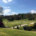 Italian Gardens Pencarrow