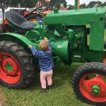 Agricultural show Cornwall
