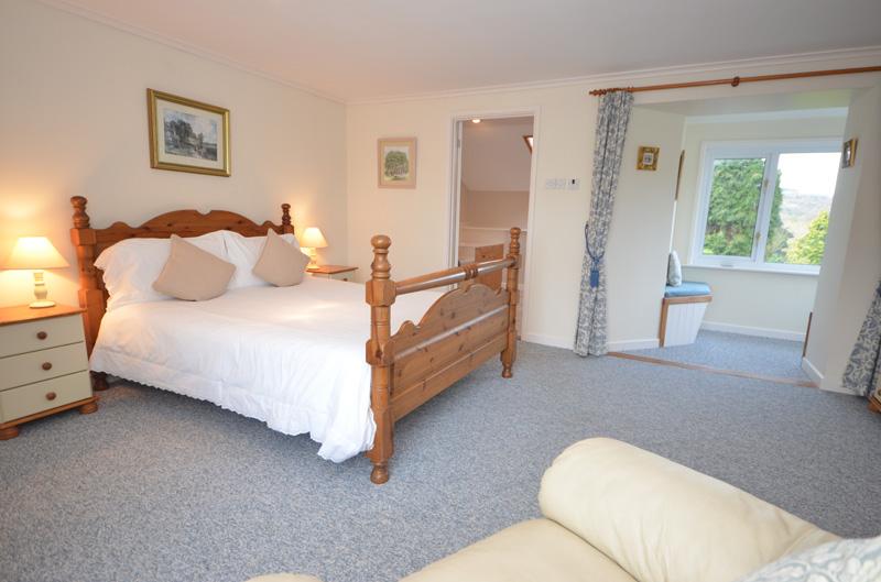 Master en suite Butterwell Cottage