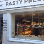 Cornish pasties Padstow
