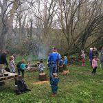 Natural Easter crafts