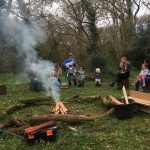 Outdoor learning Cornwall