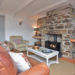 log burner cottage