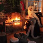 Visit Father Christmas in Cornwall