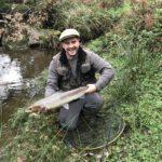 Cornwall salmon fishery