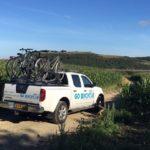 Cycling Cornwall